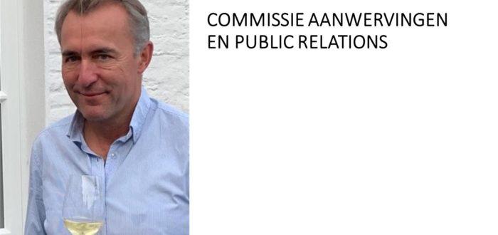 Commissie aanwervingen en public relations